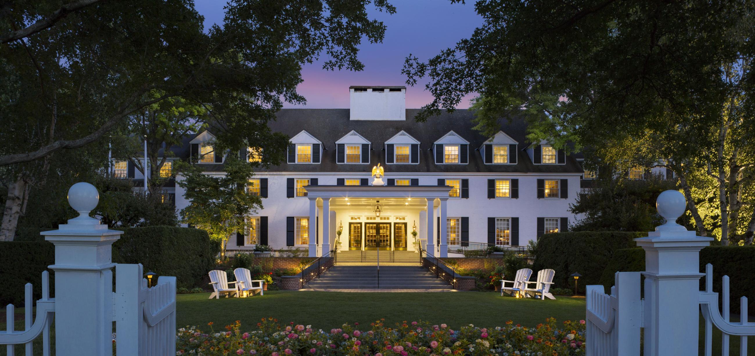 The Woodstock Inn & Resort - A Luxury Woodstock VT Resort