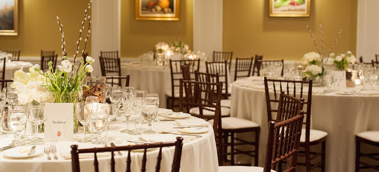 Rehearsal Dinners at Woodstock Inn & Resort Perfect For You