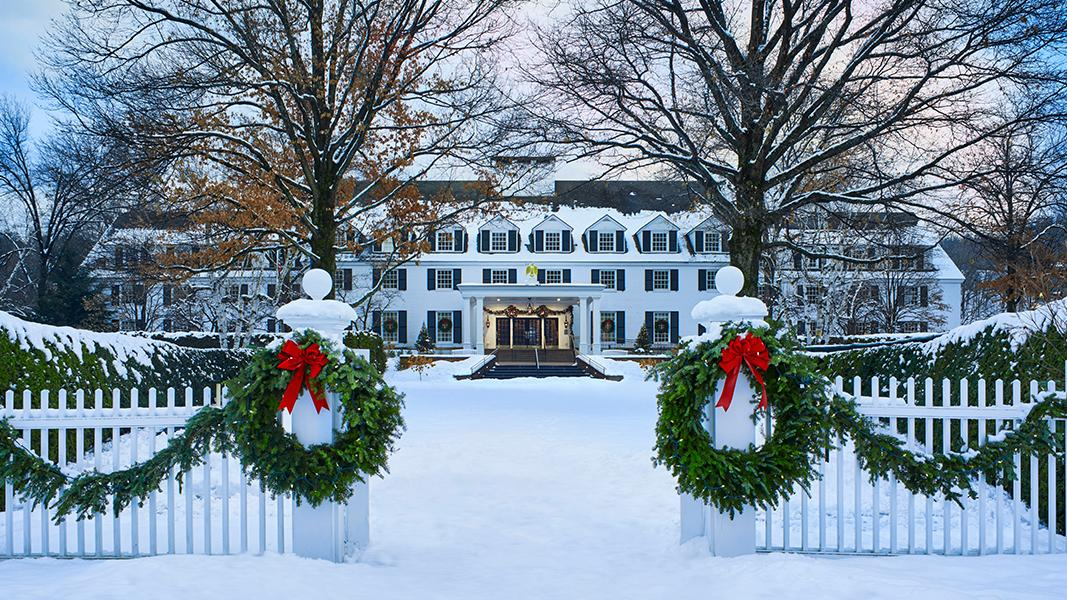 Vermont's Most Beautiful Address | The Woodstock Inn and Resort
