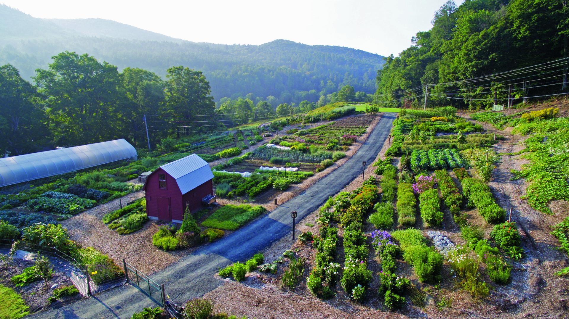 Kelly Way Gardens | The Woodstock Inn and Resort